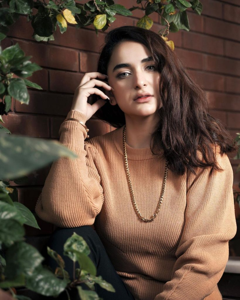 Gohar Rasheed Shares Experience Of Working With Yumna Zaidi