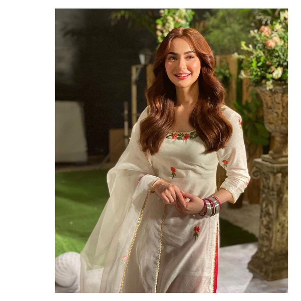 Hania Amir's Latest Shoot For A Clothing Brand