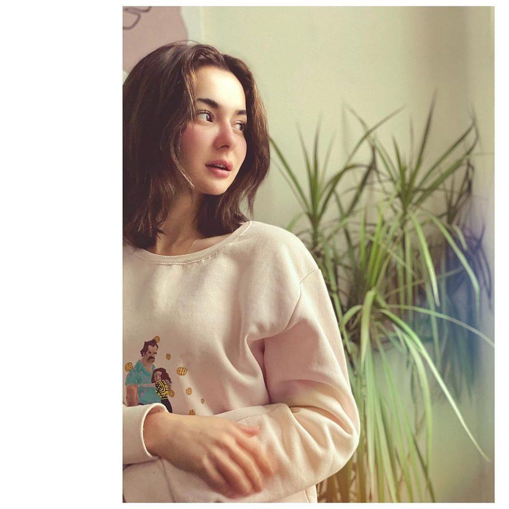 Hania Amir Became Brand Ambassador Of International Makeup Line