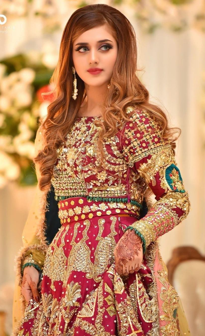 Jannat Mirza Pictures from Cousin Wedding