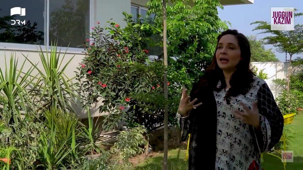 Juggun Kazim Takes Us On Tour Of Her Garden