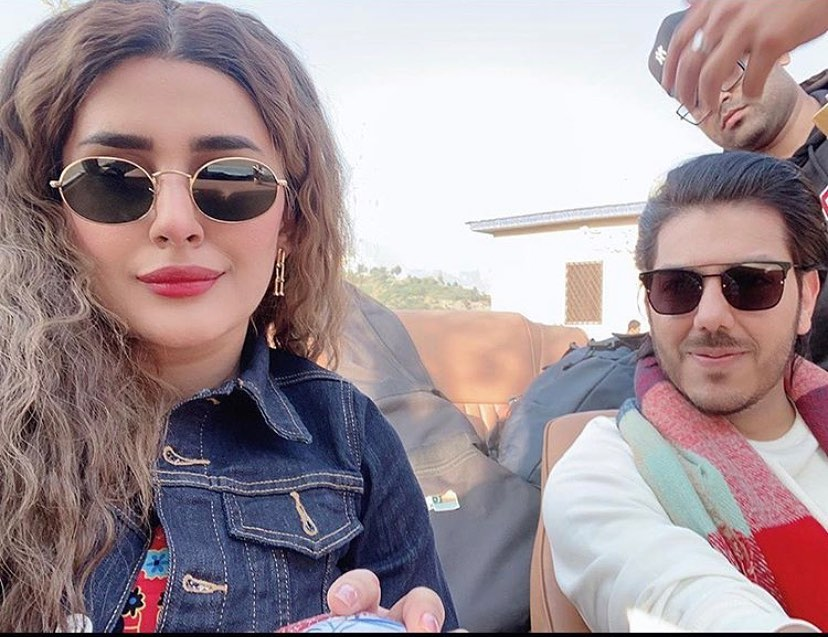 Kubra Khan And Goher Mumtaz Paired Up For Upcoming Film