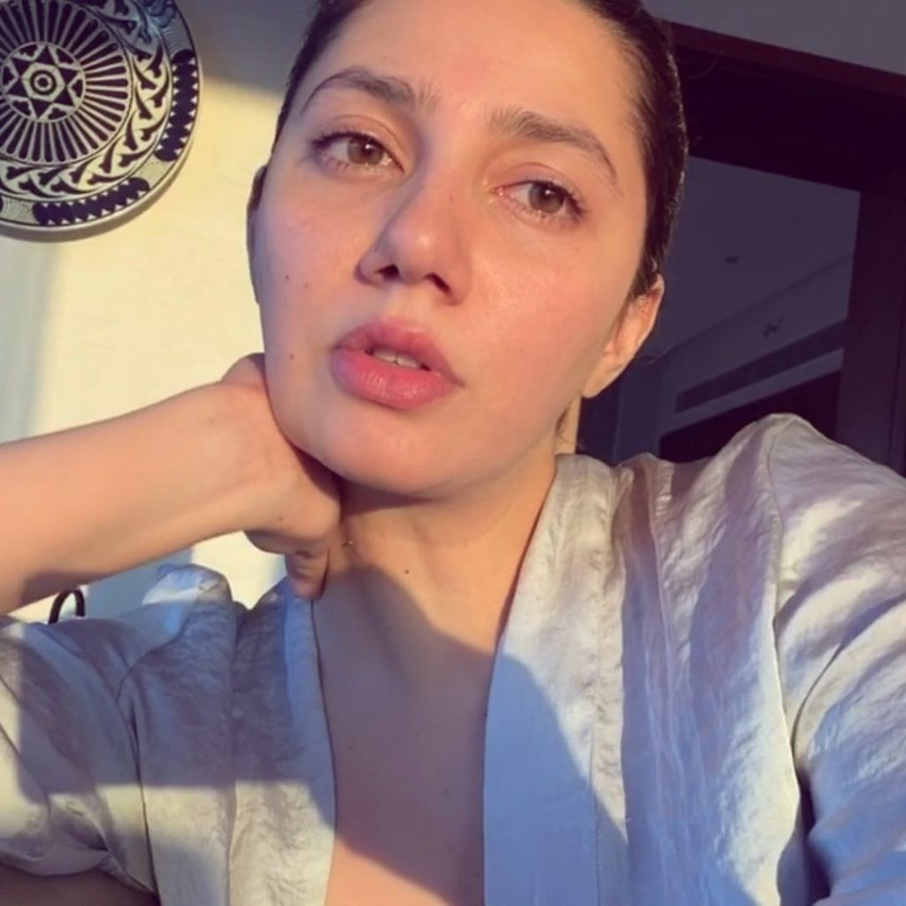 Mahira Khan Shares Writing Letters To Son And Gets Emotional