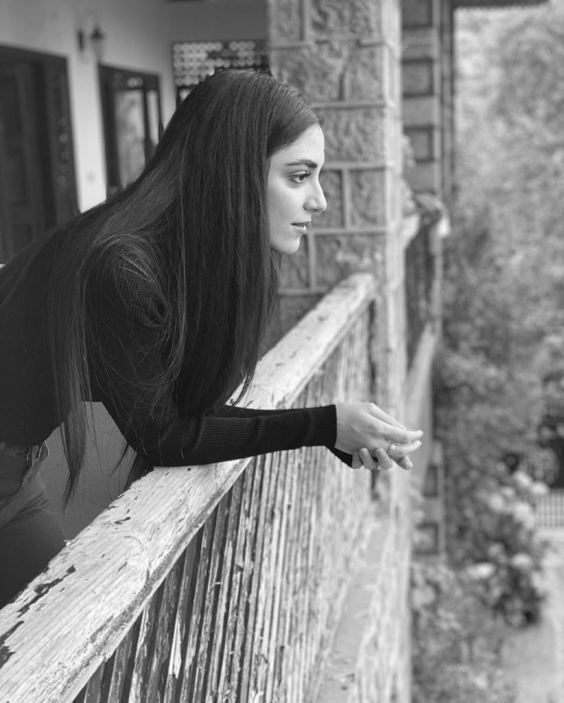 Maya Ali Got Emotional While Watching Her Own Work