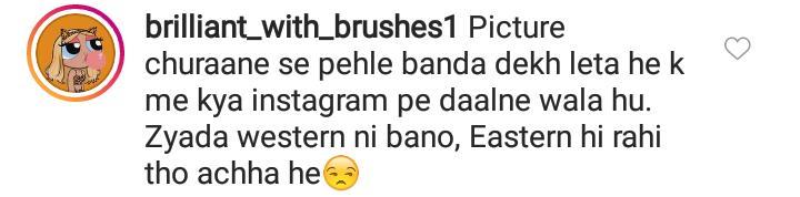 Meera's Latest Instagram Picture Shocked People
