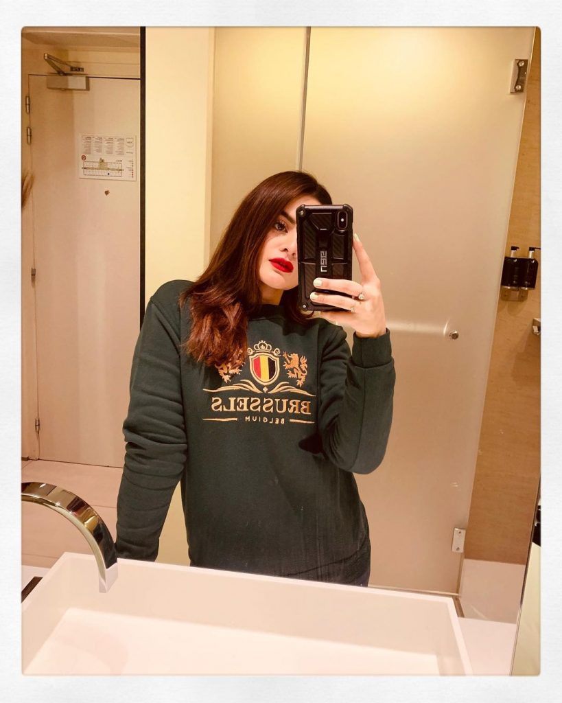 Minal Khan Shares Instagram Journey Of Her And Aiman Khan