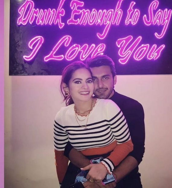 Minal Khan's Pictures With Beau Receiving Backlash From People