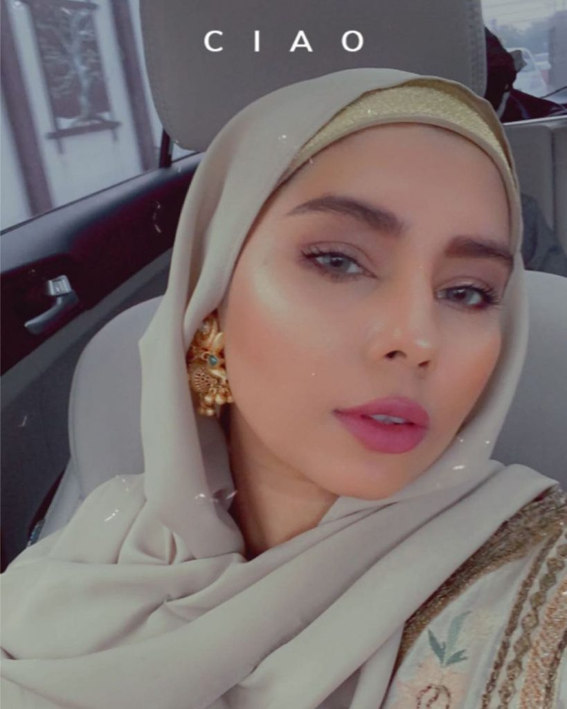 Model Anam Malik Bids Farewell To Showbiz And Embraced Hijab