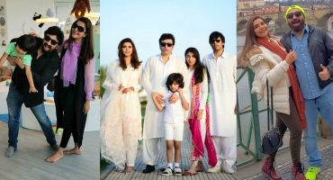 Nida Yasir Family - 10 Adorable Pictures