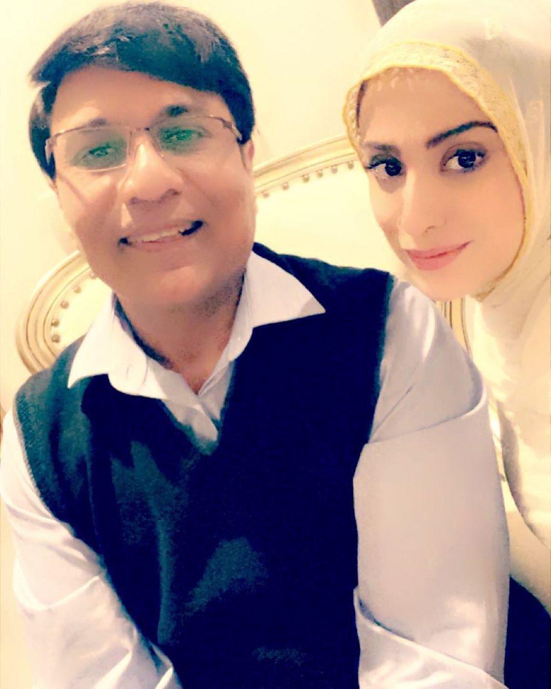 Noor Bukhari Celebrated her Daughter Birthday with Milad