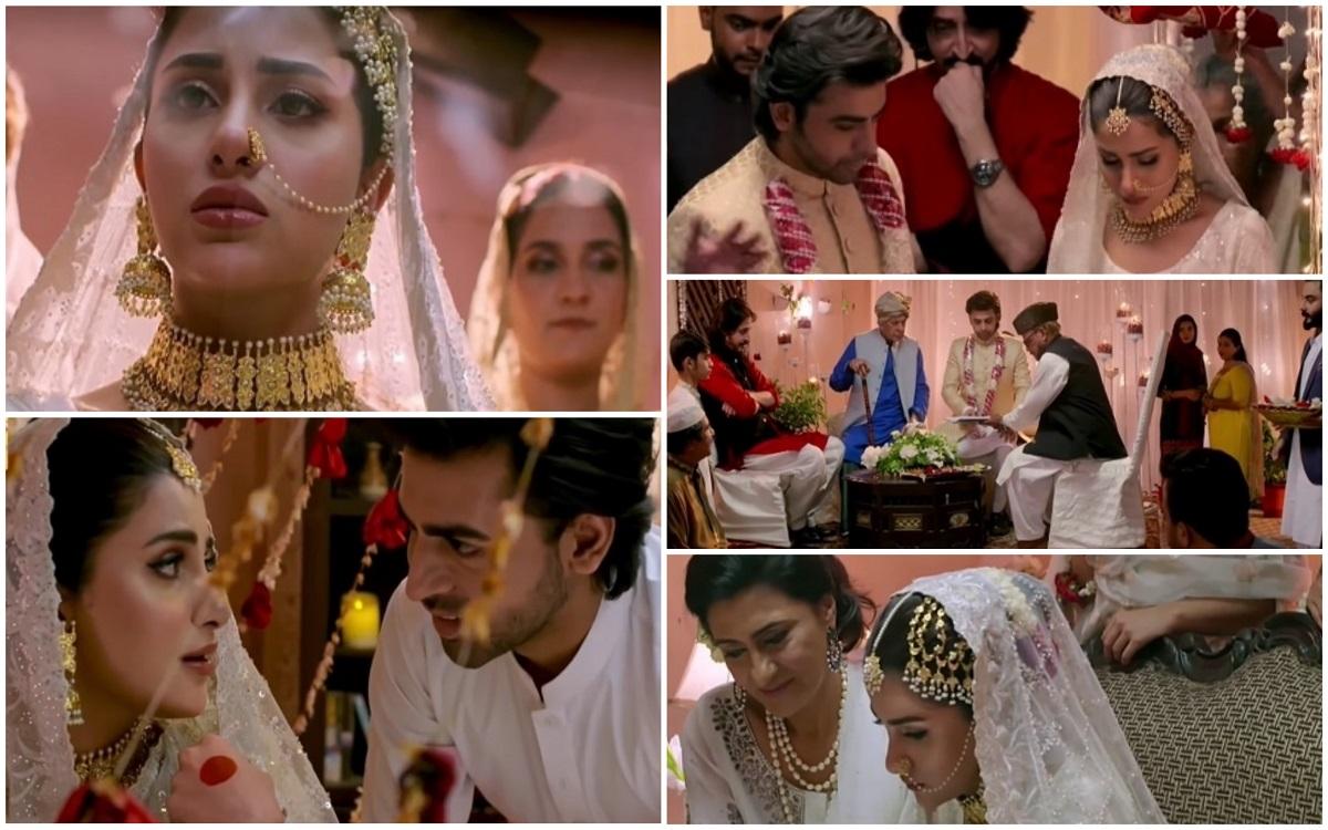 Prem Gali Episode 14 Story Review - Wedding Festivities