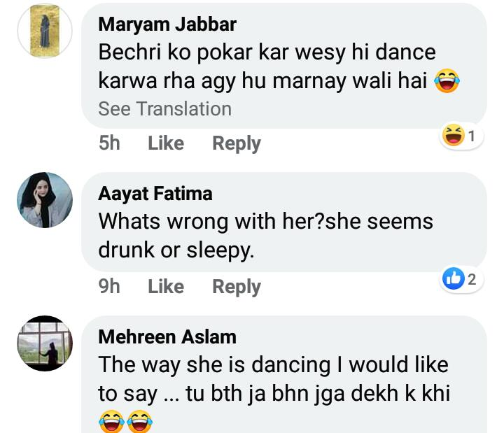 Public Trolled Couple Dance Video Of Kitchen With Amna