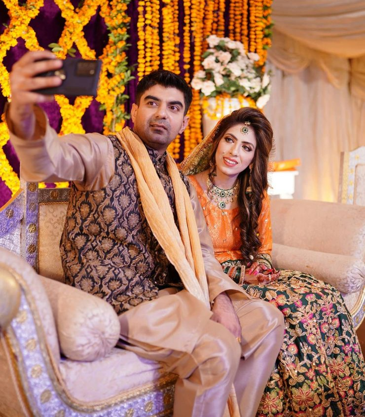 What Did Amna Riaz Get As A Wedding Gift From Her Husband?