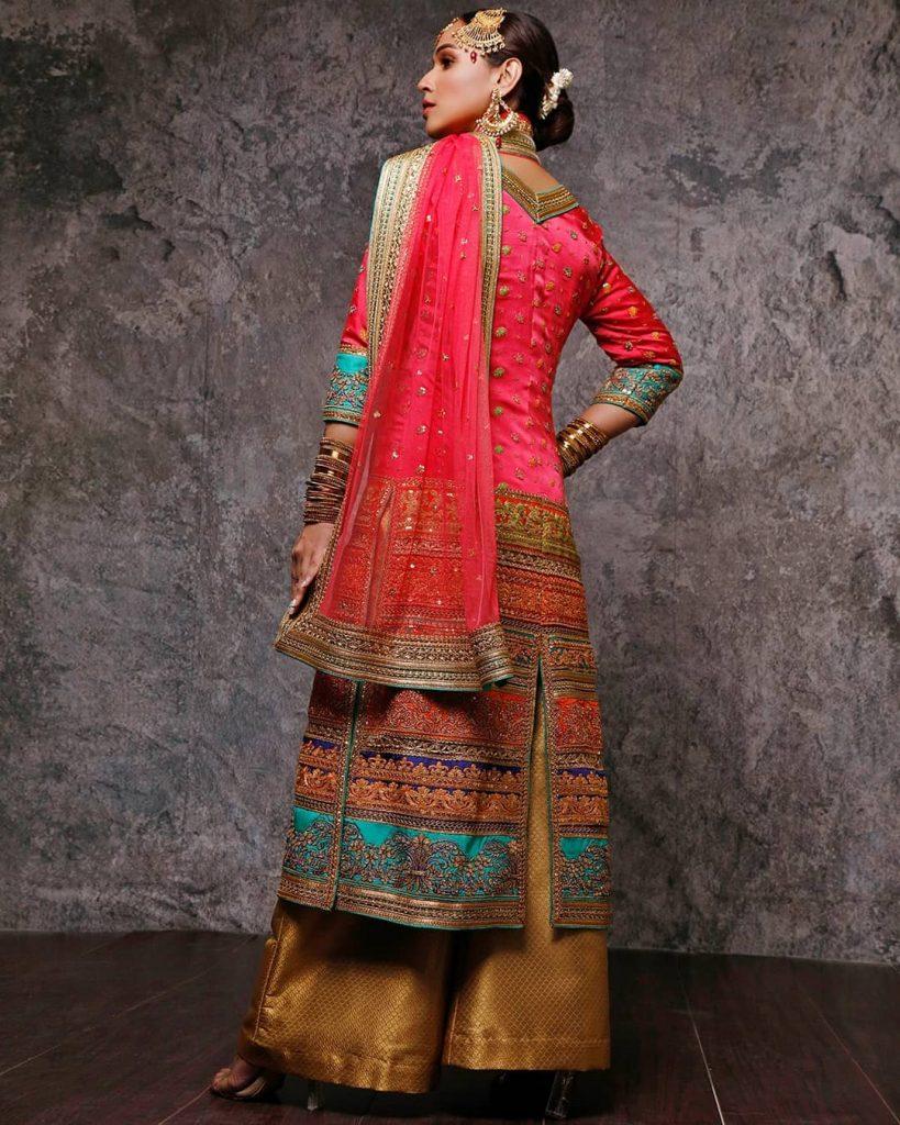 Rizwan Beyg Presents Shahnamah Collection Featuring Faryal Mehmood