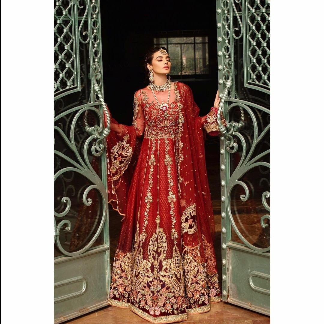 Sadia Khan and Mikaal Zulfiqar Shoot for Nickie Nina
