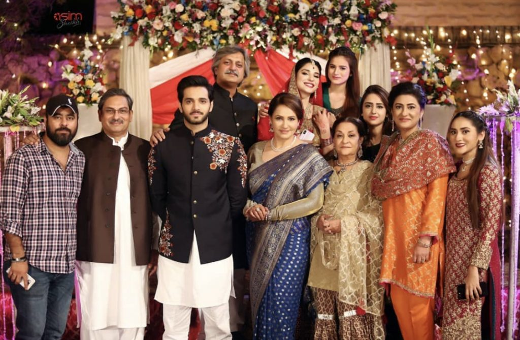 Ghisi Piti Muhabaat Drama Cast In Real Life