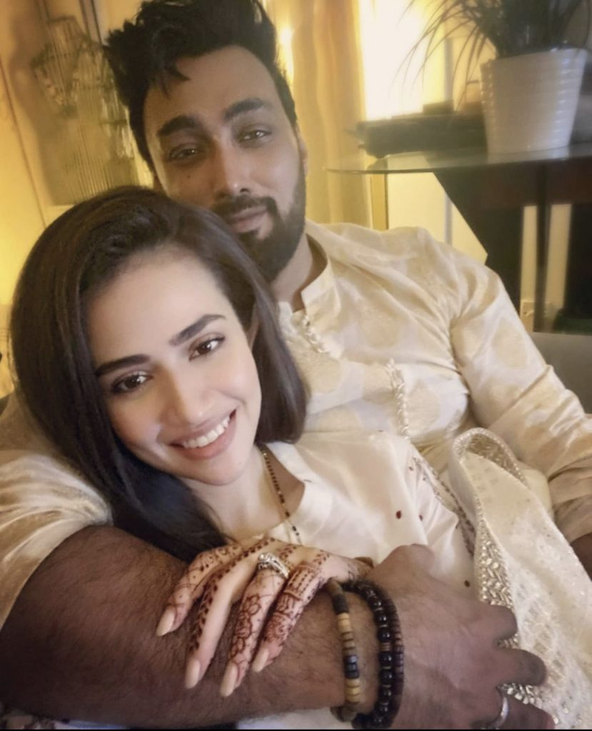 Sana Javed Family | 10 Lovely Pictures