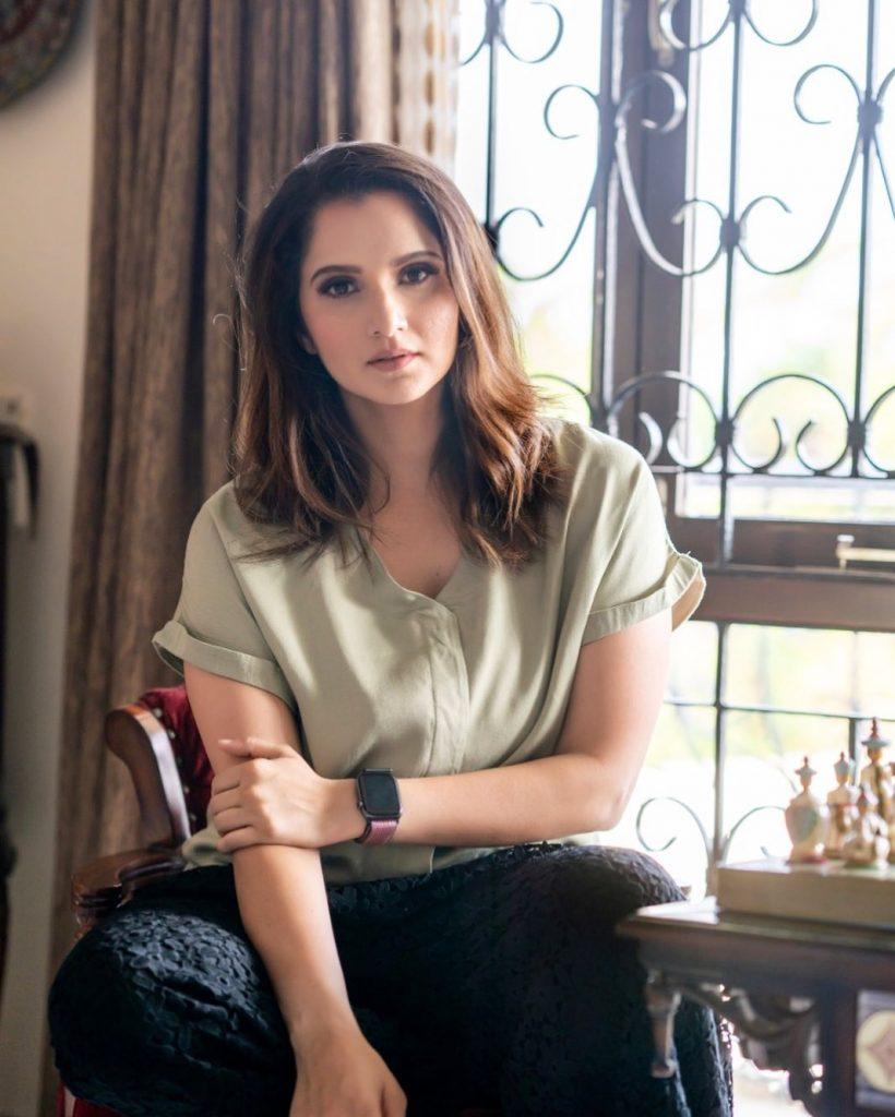 Sania Mirza Making Acting Debut