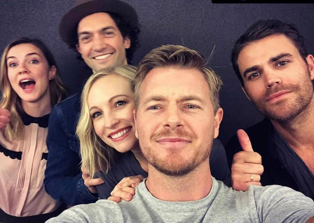 Vampire Diaries Cast In Real Life 2020