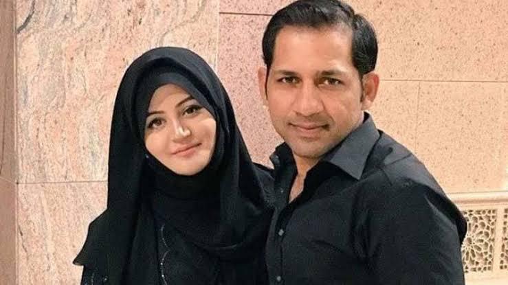 Sarfaraz Ahmed Wife   10 Beautiful Pictures