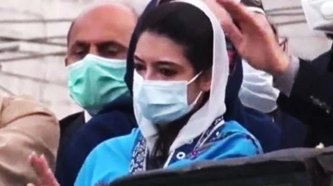 Crowd's Presence is a Proof that People Want Change : Asifa Bhutto Zardari
