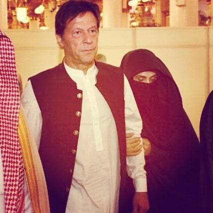 She Is My Soulmate, Imran Khan Expressed Love For Bushra Bibi