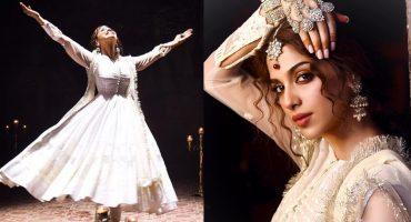 Sonya Hussyn Paid Tribute To Iqbal Bano In Latest Video