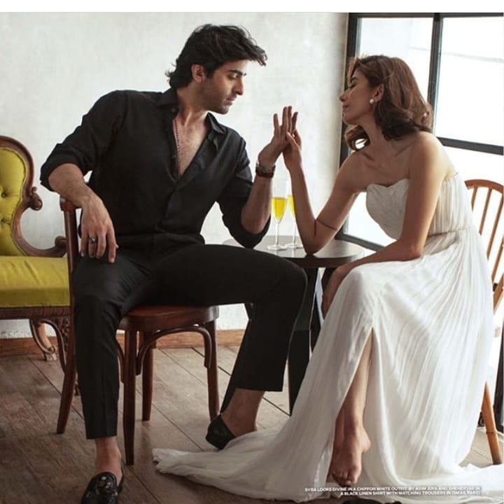Latest Photos from Syra Yousaf and Shehryar Munawar Photoshoot