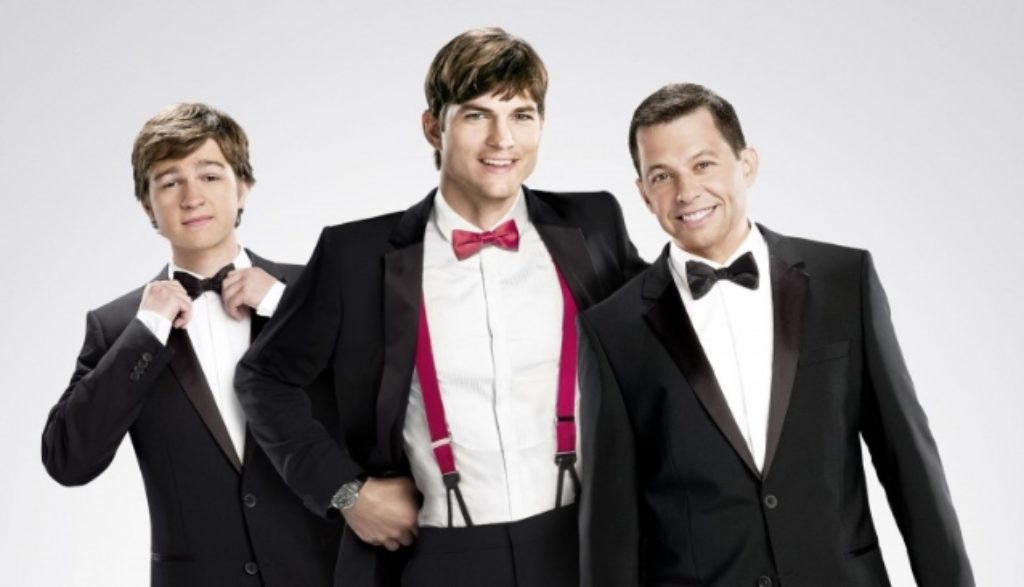 Two And A Half Men Cast In Real Life