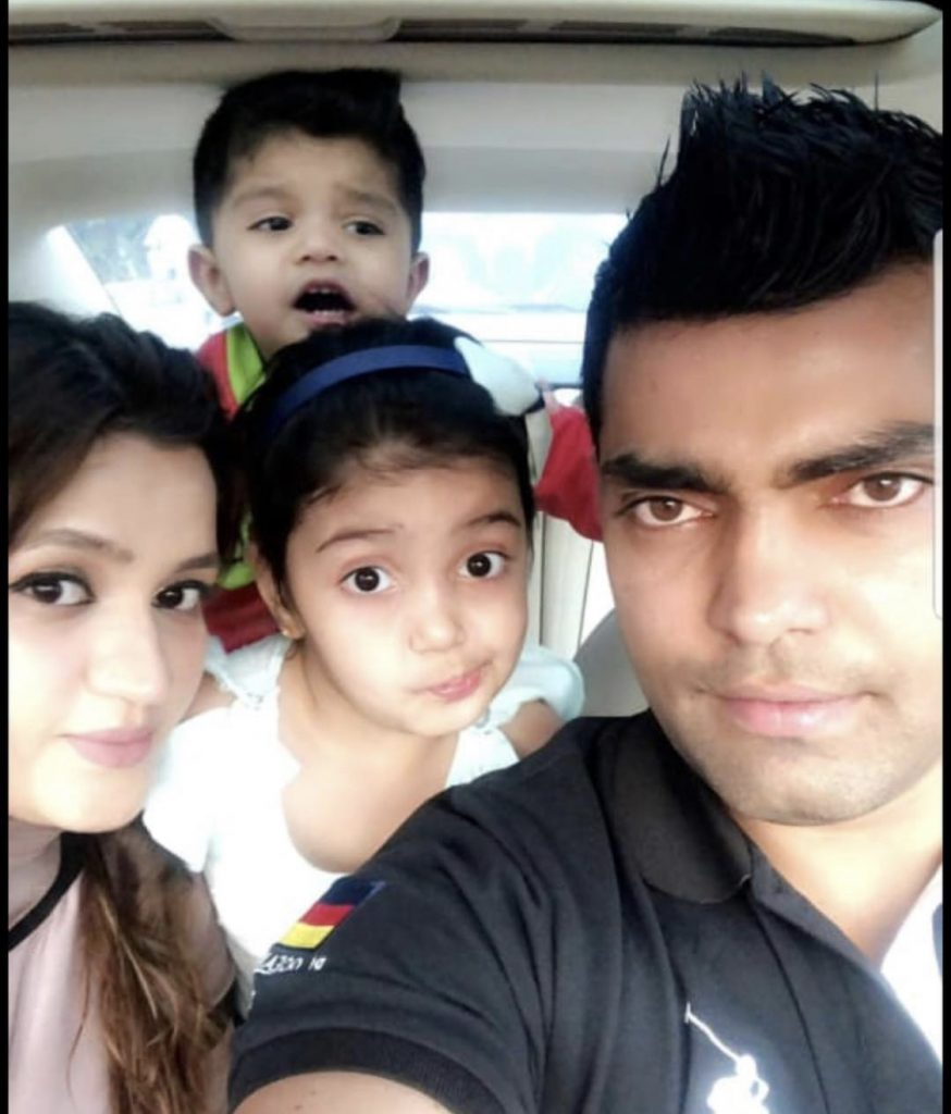 Umar Akmal Wife | 10 Beautiful Pictures
