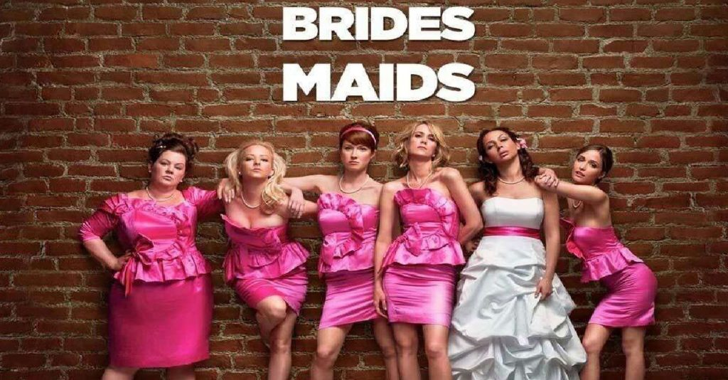 Bridesmaids Cast in Real Life in 2020