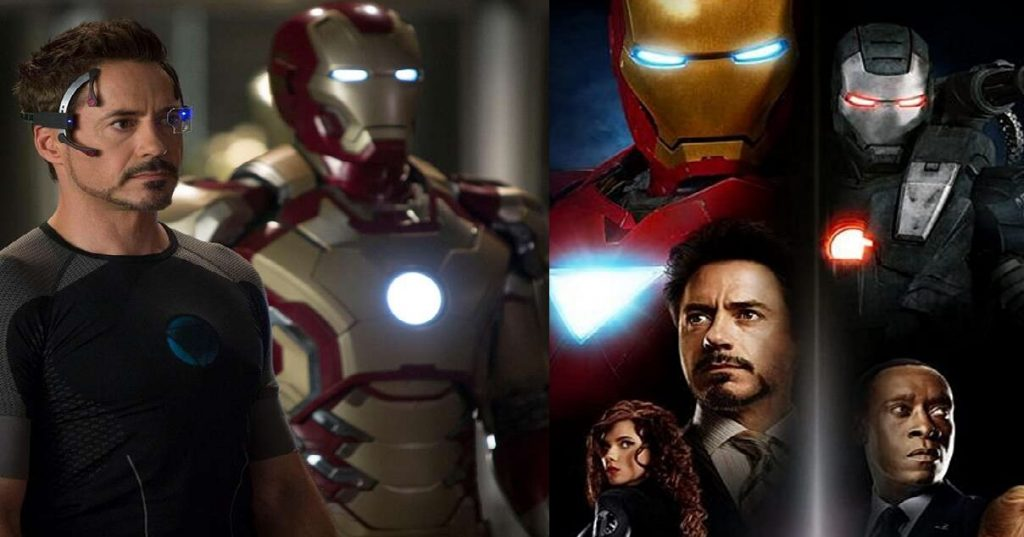 Iron Man Cast in Real Life 2020