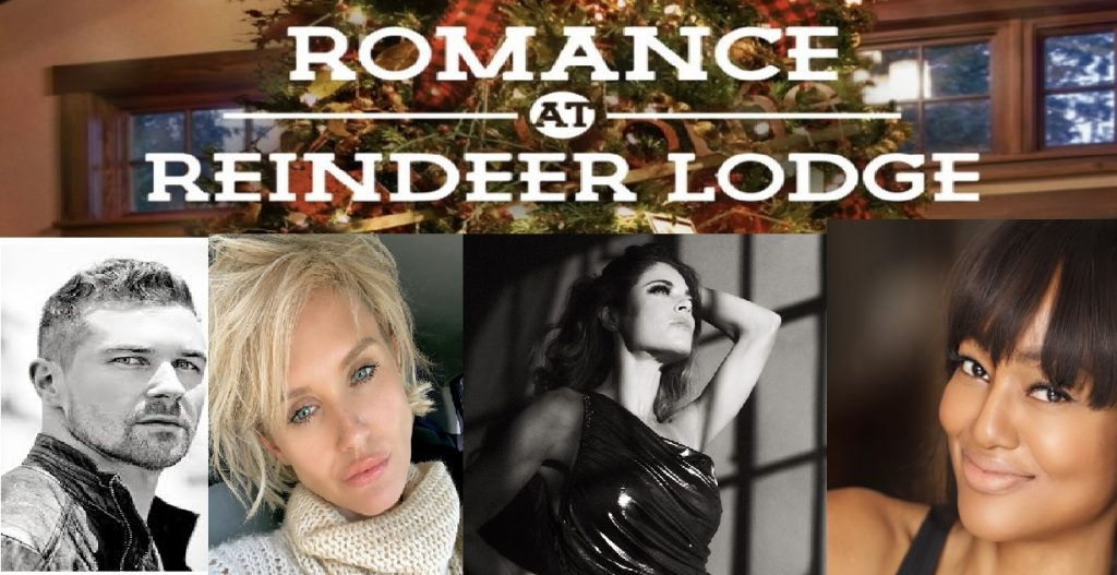 Romance at Reindeer Lodge Cast 2020 in Real Life