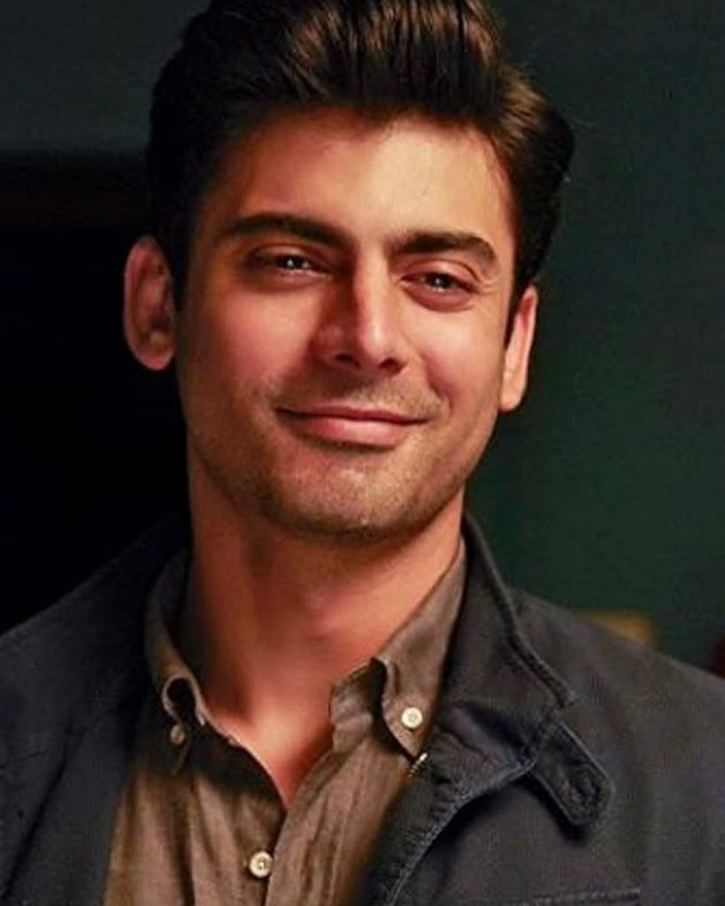 Which Hollywood Movie Did Fawad Khan Wait For