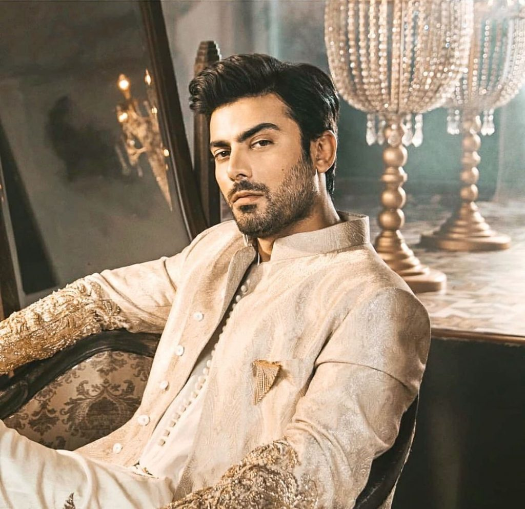 Zahid Ahmed Has Special Request For Fawad Khan