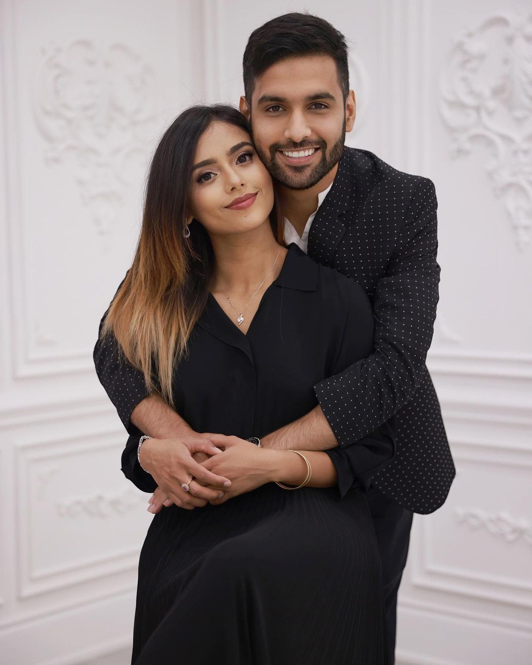 Youtuber Zaid Ali with his Wife - 13 Adorable Pictures