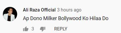 "Public Reactions On The New Folk Track ""Mera Dhola"""