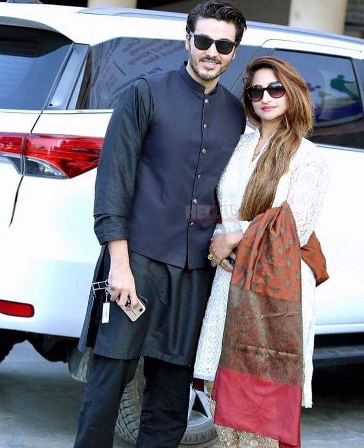 Ahsan Khan Family - 10 Adorable Pictures