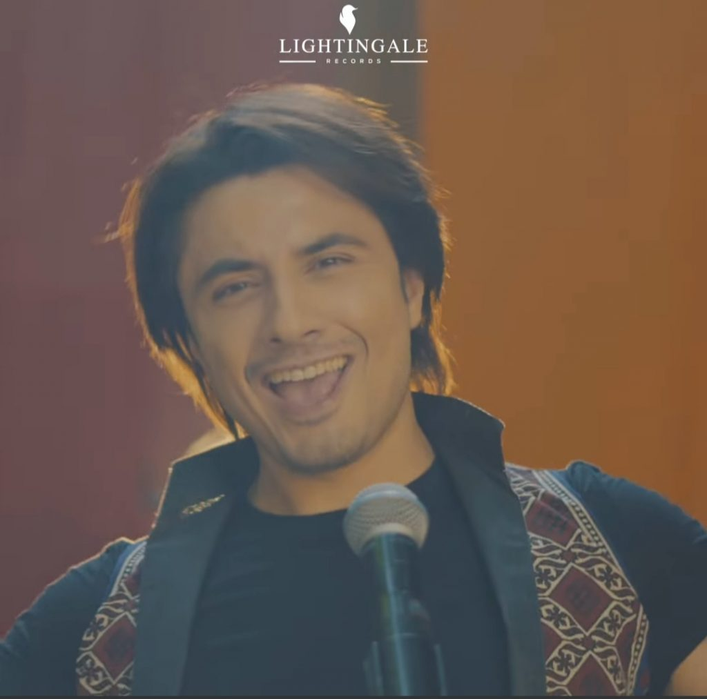 """Ali Zafar's New Sindhi Song """"Allay"""" Is Out Now"""