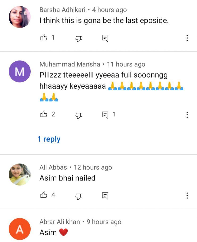 Asim Azhar's New Song Beitabiyan Is Loved By Everyone