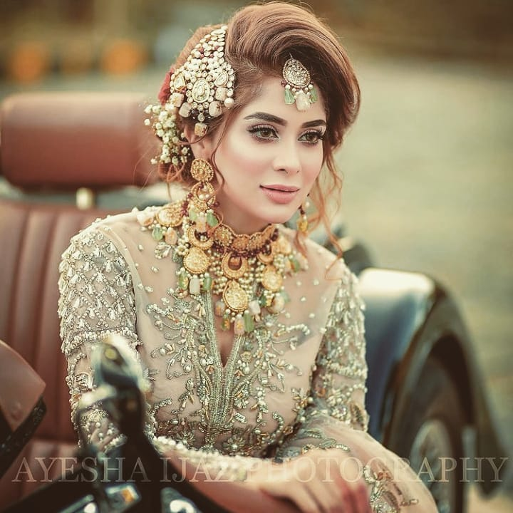Latest Bridal Shoot Featuring Azekah Daniel