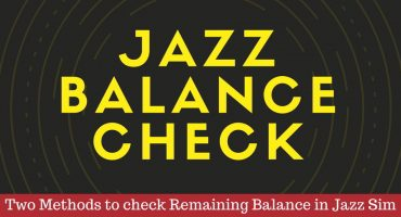 how-to-check-jazz-balance