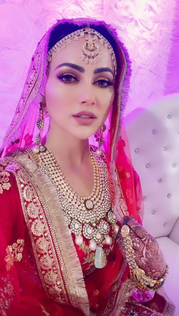Big Boss Fame Star Sana Khan Got Married