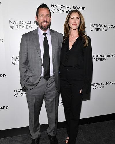 Adam Sandler Wife