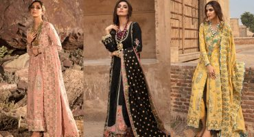 Crimson Winter Collection 2020 | Pictures And Prices