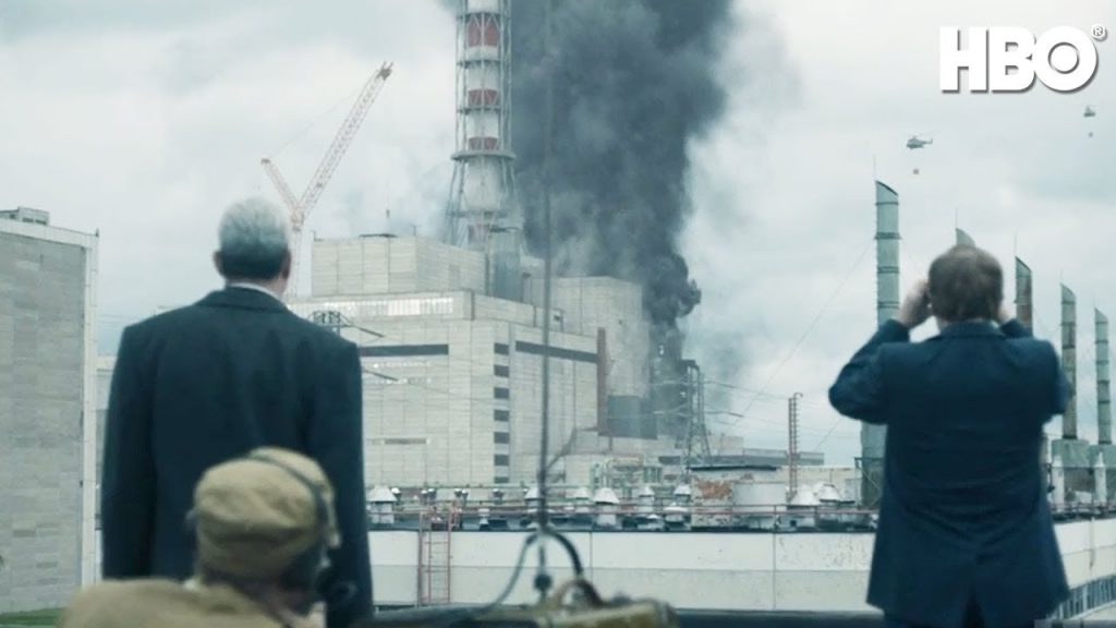 Chernobyl Cast In Real Life