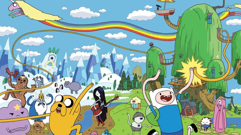 Adventure Time Cast In Real Life 2020