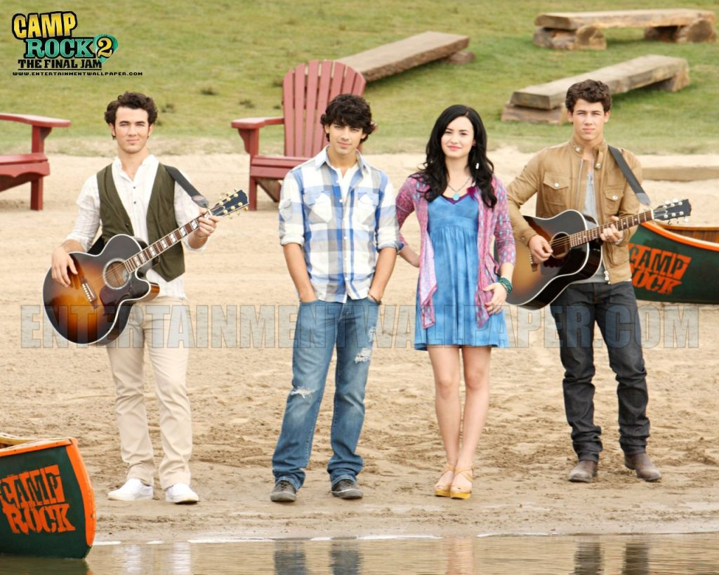 Camp Rock 2: The Final Jam Cast In Real Life