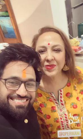 Diwali Party Hosted By Deepak Perwani