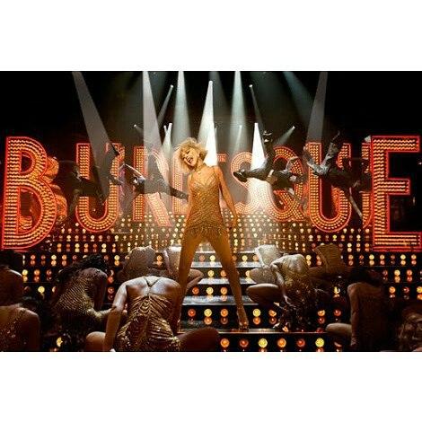 Burlesque Cast